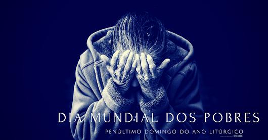 Mensagem para o Dia Mundial dos Pobres