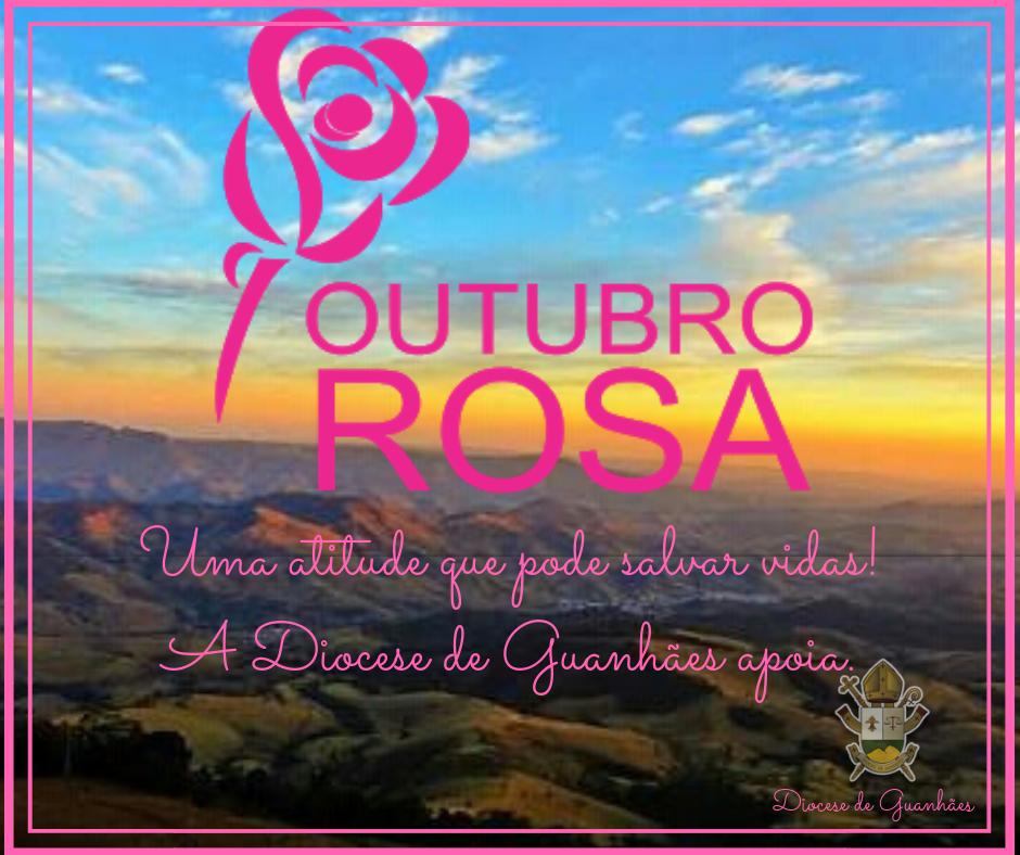 """""""Outubro Rosa"""", igreja incentiva a prevenção ao câncer de mama"""