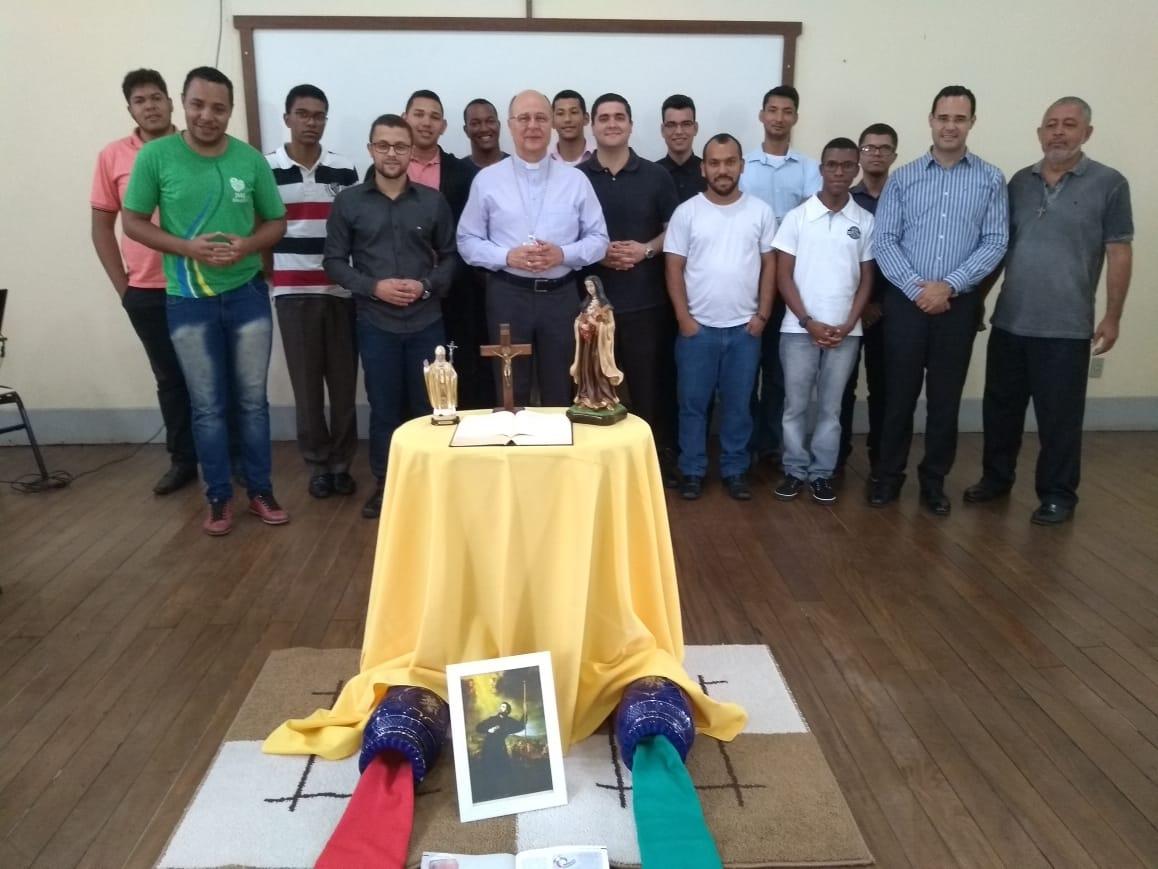 I Encontro Provincial de reflexão missionária para seminaristas