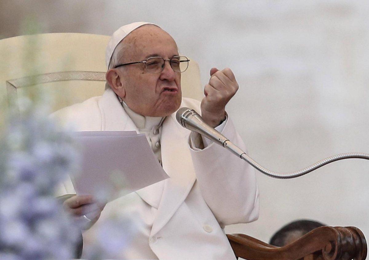 Angelus com o Papa