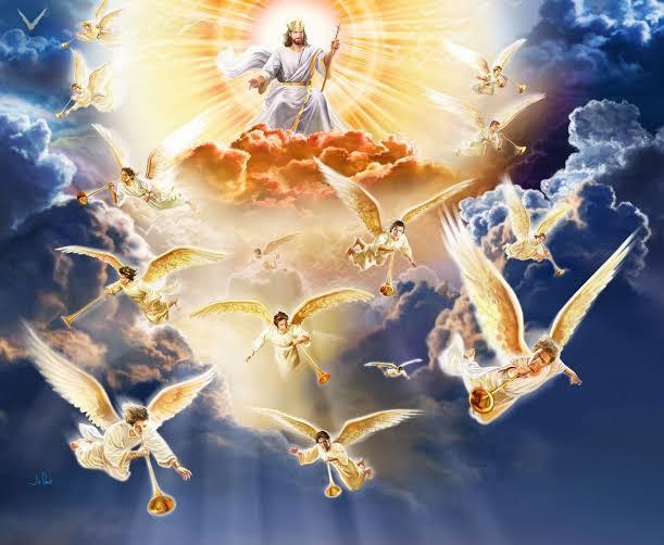 Anjos que não vejo e anjos que vejo!