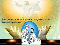 Vigilância ativa e perseverança na fé Homilia – (Homilia 33ºDTCC)