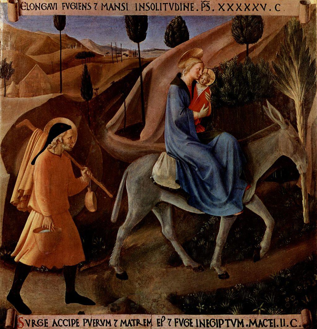 Sagrada Família, modelo de fidelidade e coragem