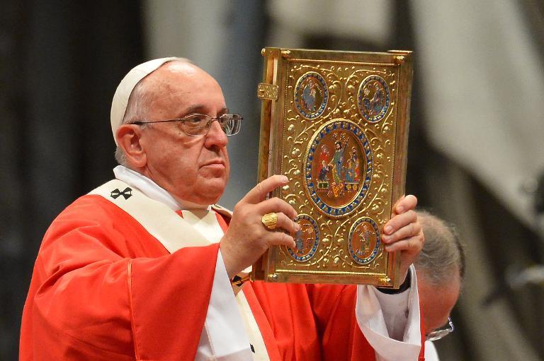 """Igreja celebrará pela primeira vez o """"Domingo da Palavra de Deus""""."""