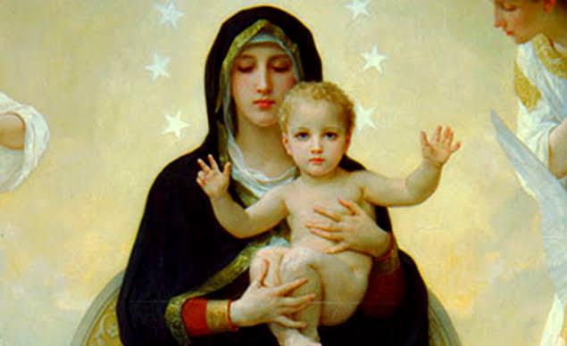 Solenidade de Maria, Mãe de Deus  (Homilia do Papa)