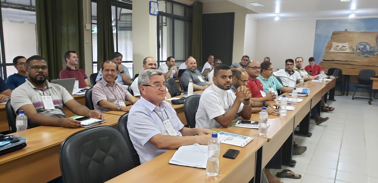 Curso de Atualização e estudo sobre as Diretrizes Gerais da Ação Evangelizadora da Igreja no Brasil 2019-2023