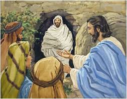 Os amigos do Senhor não morrem sempre ( 5º Domingo do 5º Domingo da Quaresma (Ano A)