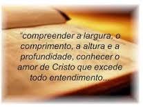 Animados pelo amor de Cristo