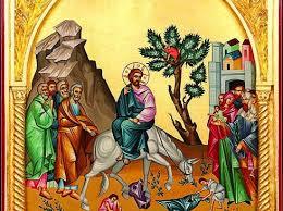 Domingo de Ramos e da Paixão do Senhor ( Ano A)