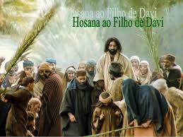 Domingo de Ramos:  Jesus elevado na Cruz para nos elevar – Homilia – Dom Otacilio F. de Lacerda