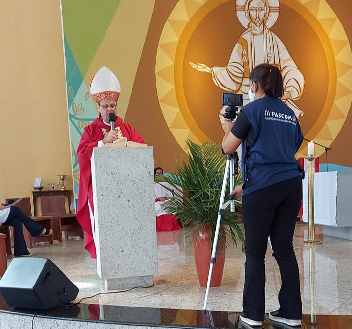 Prorrogado até dia 11 de abril a suspensão de missas presenciais na Diocese de Guanhães