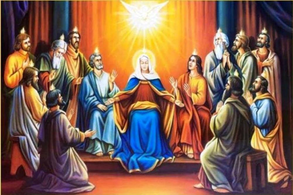 Pentecostes: O Espírito Santo de Deus nos foi enviado-Homilia.