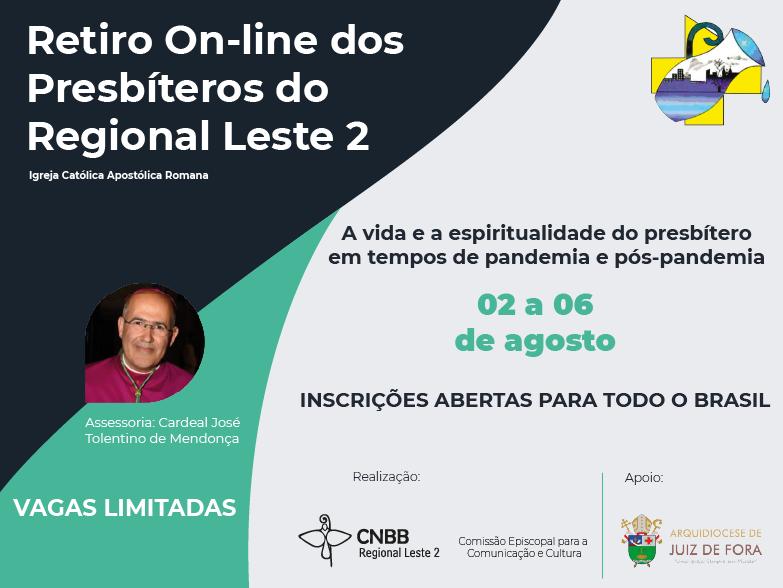 Retiro On-line de Presbíteros do Regional Leste II